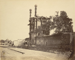 The Mehtar Mahal gateway, Bijapur